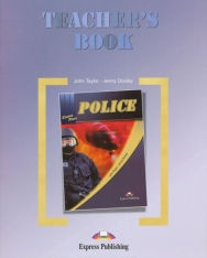 Career Paths - Police Teacher's book