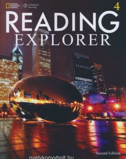 Reading Explorer 2nd Edition 4 Student Book