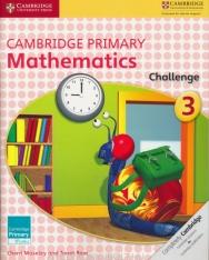 Cambridge Primary Mathematics Challenge 3