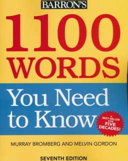 Barron's 1100 Words - You Need to Know - 7th Edition