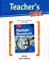 Career Paths - Human Resources Teacher's Guide