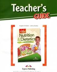Career Paths - Nutrition & Dietetics -  Teacher's Guide