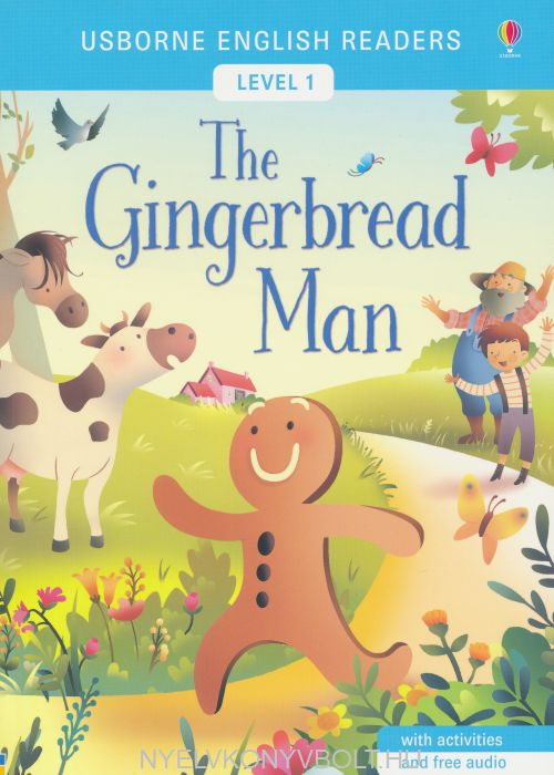 Usborne English Readers: The Gingerbread Man Level 1