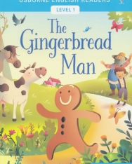 Usborne English Readers: The Gingerbread Man Level 1
