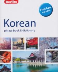 Berlitz Korean Phrase Book & Dictionary - Free App included