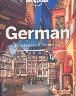 German Phrasebook and Dictionary 7th edition - Lonely Planet