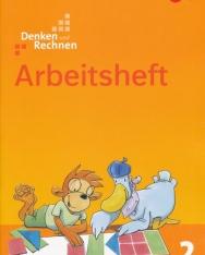 Denken und Rechnen 2. Arbeitsheft Allgemeine Ausgabe