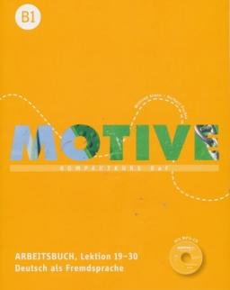 motive a2 arbeitsbuch lektion 9 18 kompaktkurs daf mit mp3 cd nyelvk nyv forgalmaz s. Black Bedroom Furniture Sets. Home Design Ideas