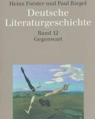 Deutsche Literaturgeschichte Band 12