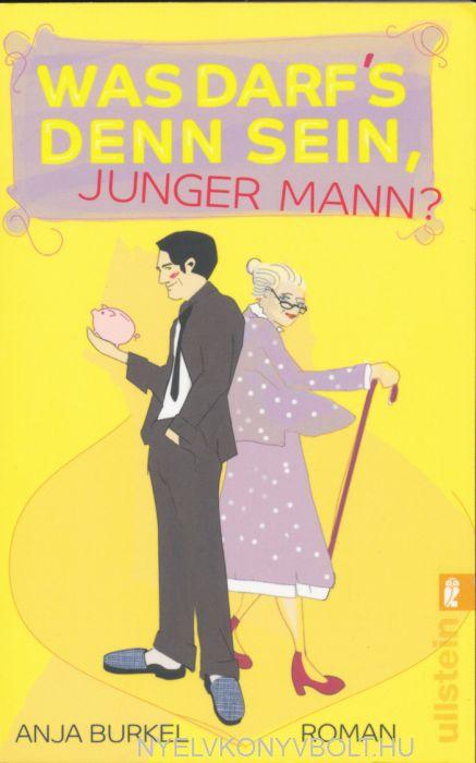 Anja Burkel: Was darf's denn sein, junger Mann?