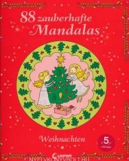 88 zauberhafte Mandalas: Weihnachten
