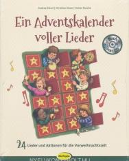 Ein Adventskalender voller Lieder (Buch inkl. CD) - 24 Lieder und Aktionen für die Vorweihnachtszeit