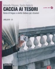 Caccia ai Tesori con DVD e MP3 Audio CD