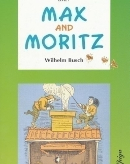 Max and Moritz with Audio CD - La Spiga Start Readers Level A1