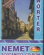 Wörter Német Szótanító CD-ROM