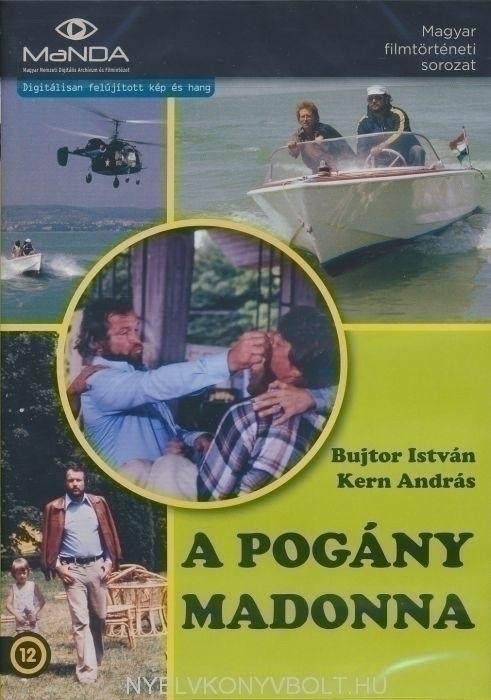 A Pogány Madonna  DVD