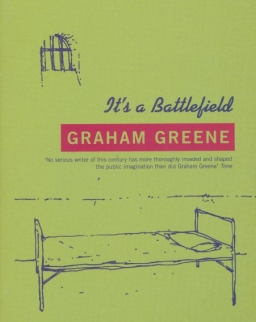 Graham Greene: It's a Battlefield
