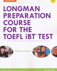 Longman Preparation Course for the Toefl IBT Test with key - Third Edition
