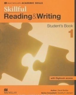 Skillful Reading & Writing Student's Book 1 with Digibook access - American English