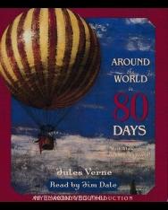 Jules Verne: Around the World in 80 Days - Audio Book (7CDs)