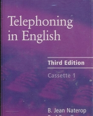 Telephoning in English Audio Cassette 3rd Edition