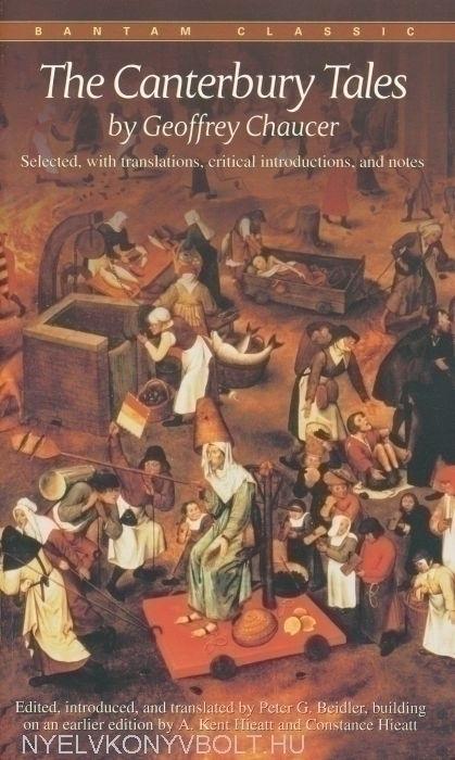 Geoffrey Chaucer: The Canterbury Tales - Bantam Classics