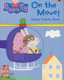 Peppa Pig: On the Move Sticker Activity Book