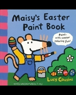 Maisy's Easter Paint Book