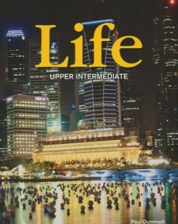 LIFE Upper-intermediate Student's Book with DVD