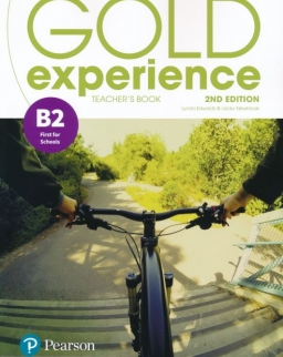Gold Experience 2nd Edition B2 First for Schools Teacher's Book