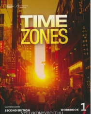 Time Zones 1 Workbook - Second Edition