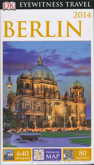 DK Eyewitness Travel Guide - Berlin