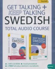Teach Yourself - Get Talking + Keep Talking Swedish Total Audio Course