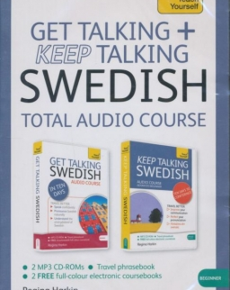 Teach Yourself - Get Talking + Keep Talking Swedish Total Audio Course