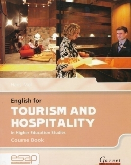 English for Tourism and Hospitality in Higher Education Studies Course Book with Audio CDs (2)