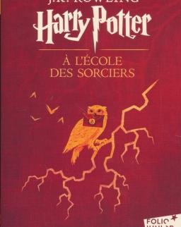J. K. Rowling: Harry Potter a l'école des sorciers (Harry Potter és a bölcsek köve francia nyelven)