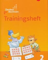 Denken und Rechnen - Zusatzmaterialien Ausgabe 2017: Trainingsheft 2