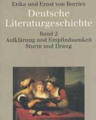 Deutsche Literaturgeschichte Band 2