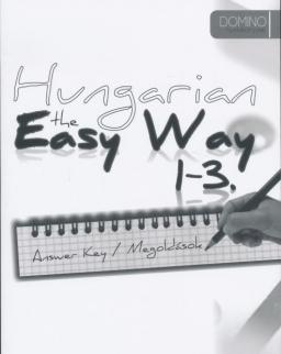 Hungarian the Easy Way 1-3 Answer Key / Megoldások