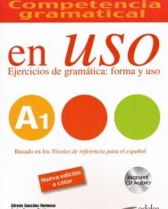 Competencia gramatical en Uso A1 + CD - Ejercicios de gramática: forma y uso - Nueva edición a color