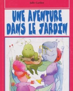Une Aventure dans le Jardin avec CD Audio - La Spiga Lectures en Herbe Grand Débutant Niveau 0