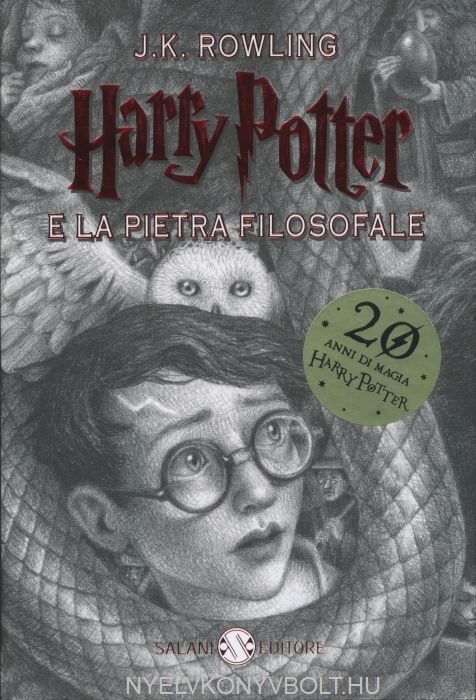J. K. Rowling: Harry Potter e la pietra filosofale