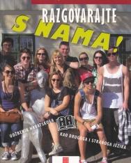 Razgovarajte s nama! B2-C1 Udžbenik hrvatskoga kao drugoga i stranoga jezika + CD drugo izdanje