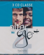 Alter Ego + 4 CD pour le Classe