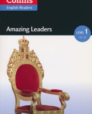 Amazing Leaders with MP3 Audio CD - Collins English Readers - Amazing People Level 1