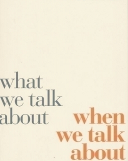 Raymond Carver: What We Talk About When We Talk About Love