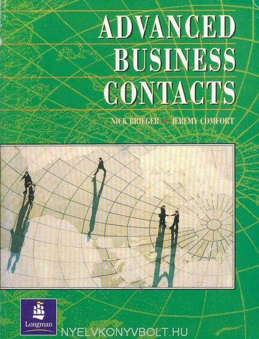 Advanced Business Contacts Student's Book