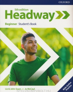 Headway 5th Edition Beginner Student's Book with Online Practice