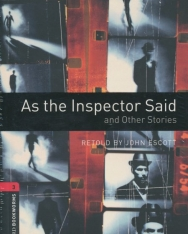 As the Inspector Said and Other Stories with Audio CD - Oxford Bookworms Library Level 3