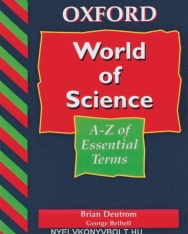 Oxford World of Science A-Z of Essential Terms